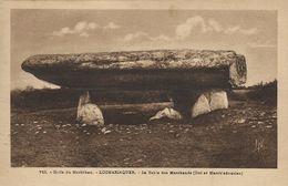 Golfe Du Morbihan. Locmariaquer. La Table Des Marchands. S-3545 - Dolmen & Menhirs