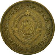 Yougoslavie, 20 Dinara, 1955, TTB+, Aluminum-Bronze, KM:34 - Joegoslavië