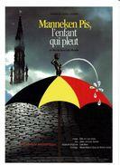 BRUXELLES-MANNEKEN PIS L'ENFANT QUI PLEUT-FILM DE ANNE LEVY-MORELLE-cinéma - Monumenti, Edifici