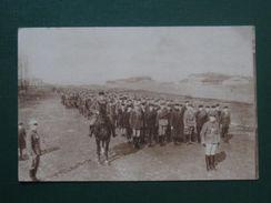 Legiony Polskie - Kolumna Marszowa Na ćwiczeniach 1917 - Poland/Pologne/Polska - Weltkrieg 1914-18