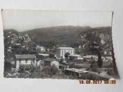 CP 06 CONTES Les PINS -  Vue Générale Du Village  Prise Du Varet  1964 - Contes