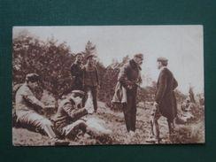 Legiony Polskie - Piłsudski-Paszkowski-Opieliński -Warszawa-Warsaw- Poland/Pologne/Polska - Weltkrieg 1914-18