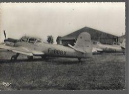 Base Aérienne De Saint  - Yan  (Seine Et Loire ) - Aérodromes