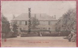 51 - VITRY LE CROISE---La Mairie--animé - Frankreich