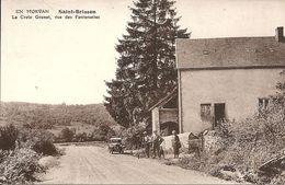 SAINT BRISSON. LA CROIX GRENOT, VUE DES FONTENOTTES - Frankreich