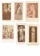 Lot 6 - IMAGE PIEUSE Religieuse SAINT ETIENNE FIRMIN GEORGES Cheval JEAN BAPTISTE SAINTE ANNE ELISABETH - Images Religieuses