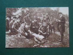 Legiony Polskie - Piłsudski-Opieliński-Denhoff-Czarnocki-Jędrzejewicz- Poland/Pologne/Polska - Oorlog 1914-18