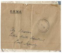 (533) Australia - Papua New Guinea Cover - O.H.M.S - No Stamp 1955 - Australia
