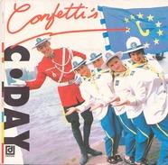 45 TOURS CONFETTI S DEESSE 856 C DAY LIVE / C DAY - Dance, Techno & House