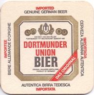 #D054-279 Viltje Dortmunder Union - Sous-bocks