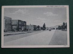 Main Street, Heber City, Utah - USA - Etats-Unis