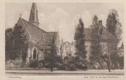 """NEDERLAND - Den Haag - 's-Gravenhage - Engl.Kerk Le Van Den Boschstraat. J. H. Schaefer""""s Platino Uitg. 41/17. - Den Haag ('s-Gravenhage)"""