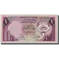 Kuwait, 1 Dinar, L.1968, KM:13a, SUP - Koweït