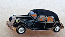Citroën Traction 15/6 Noire - Citroën