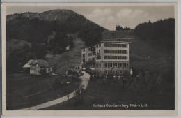 Kurhaus Oberbalmberg (1060 M) - Photo: G. Monbaron - SO Soleure