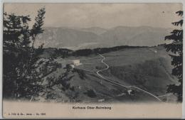 Kurhaus Ober-Balmberg (1060 M) - Photo: A. Trüb No. 1965 - SO Soleure