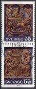 SWEDEN # FROM 1975 STAMPWORLD 930Co-929Cn - Suède