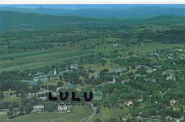 ETATS UNIS : Vermont ; Aerial View Of Middlebury It Is A Beautiful Vermont Village And Site College - Etats-Unis