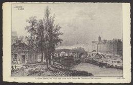 D 75 - ANCIEN PARIS - 655 - Le Pont Marie En 1840 - France