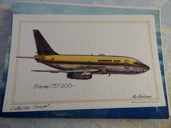 B 737  200   PROTOTYPE - 1946-....: Moderne
