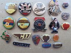 Lots De 19 Pin's C 17 - Pin's