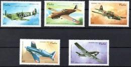Cuba 3449/3453 ** MNH. 1995 - Kuba