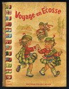 COLOMBINI MONTI - VOYAGE EN ECOSSE - ILL. MARIAPIA - 1949 EDIZ. PICCOLI - Racconti