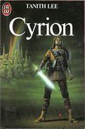 J'ai Lu 1649 - LEE, Tanith - Cyrion (1984, BE+) - J'ai Lu