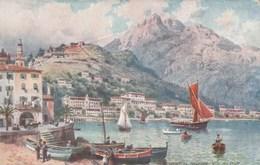 Illustrateur  - MENTON Alpes Maritimes Garavan Vue Du Port - Raphael Tuck 993/121 - Non écrite - Tuck, Raphael