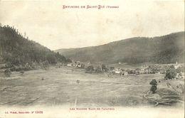 Les Rouges Eaux De Taintrux - Other Municipalities