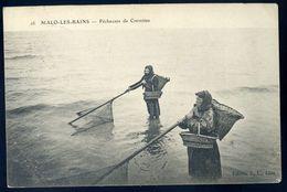 Cpa  Du 59  Malo Les Bains Pêcheuses De Crevettes     NCL100 - Malo Les Bains