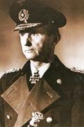 Militaria WW2 - L'Amiral Karl Dönitz, Désigné Comme Nouveau Führer Allemand Le 29 Avril 1945 - 1939-45