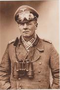 Militaria WW2 - Le Maréchal Rommel En Normandie En 1944 - 1939-45
