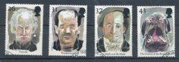 1997 Europa  Contes Et Légendes  Yvert N° 1957/60    Série Complète - Used Stamps