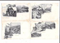 10133 - Lot De 8 CPA , Divers ETRANGER - Cartes Postales