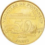 Monnaie De Paris Vedettes Du Pont-Neuf 50 Ans  2007 - Monnaie De Paris