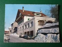 CPSM MONT SAXONNEX  L HOTEL DU JALOUVRE - France