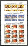 ESPAÑA 1992 - Minipliegos Juegos Olimpicos De Barcelona Nº 40/42 - Blocs & Hojas