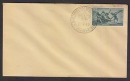 1959  17 Th International Scout Conference Cachet On Cover  # 21579 Inde Indien India - Scouting