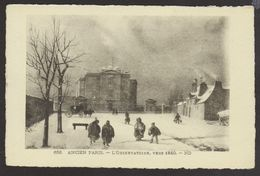 D 75 - ANCIEN PARIS - 656 - L'Observatoire Vers 1840 - France