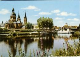 GERMANIA  HESSEN  SELIGENSTADT  An Der Mainfähre - Germania
