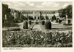 GERMANIA  BADEN-WURTTEMBERG  STUTTGART  Schlossgarten  Rosengarten - Stuttgart