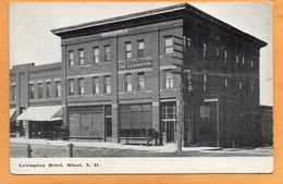 Minot ND 1910 Postcard - Minot