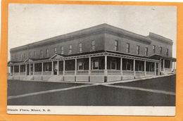 Minot ND 1911 Postcard - Minot