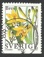 Sweden, Brev. 1997, Sc # 2130, Used - Sweden
