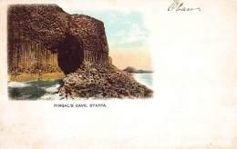 CPA SCOTLAND FINGAL'S CAVE STAFFA - Non Classés