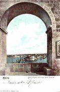 MALTA. FORT. ANGELO AND ROYAL NAVAL HOSPITAL - Malta
