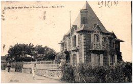 14 BERNIERES-sur-MER - Rue Des Ormes - Villa Berthe   (Recto/Verso) - Other Municipalities