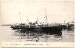 "35 SAINT-MALO - Le Bateau Excursionniste ""Victoria""   (Recto/Verso) - Saint Malo"