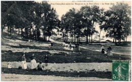 94 IVRY-sur-SEINE - Vue Champêtre Entre Les Hospices Et Le Fort D'Ivry - Le Petit Bois   (Recto/Verso) - Ivry Sur Seine